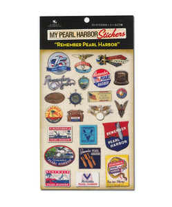 My Pearl Harbor Stickers - Remember Pearl Harbor