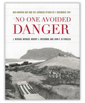 No One Avoided Danger, Hard Cover