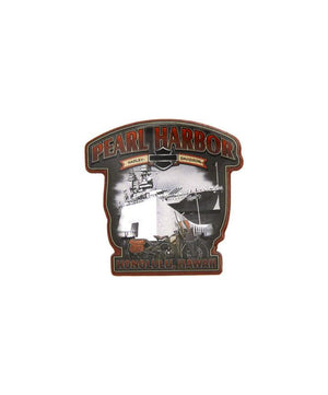 Pearl Harbor Harley-Davidson Collectible Pin