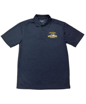 Men's USS Utah Sports Polo, Navy