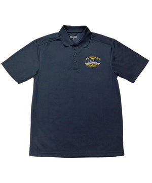 Men's USS Oklahoma Sports Polo, Navy