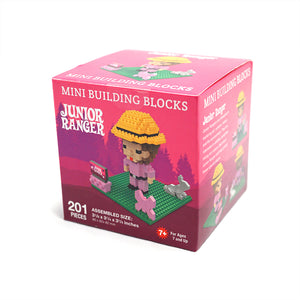 Junior Ranger Mini Block Pink