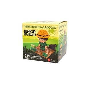 Junior Ranger Mini Block Green