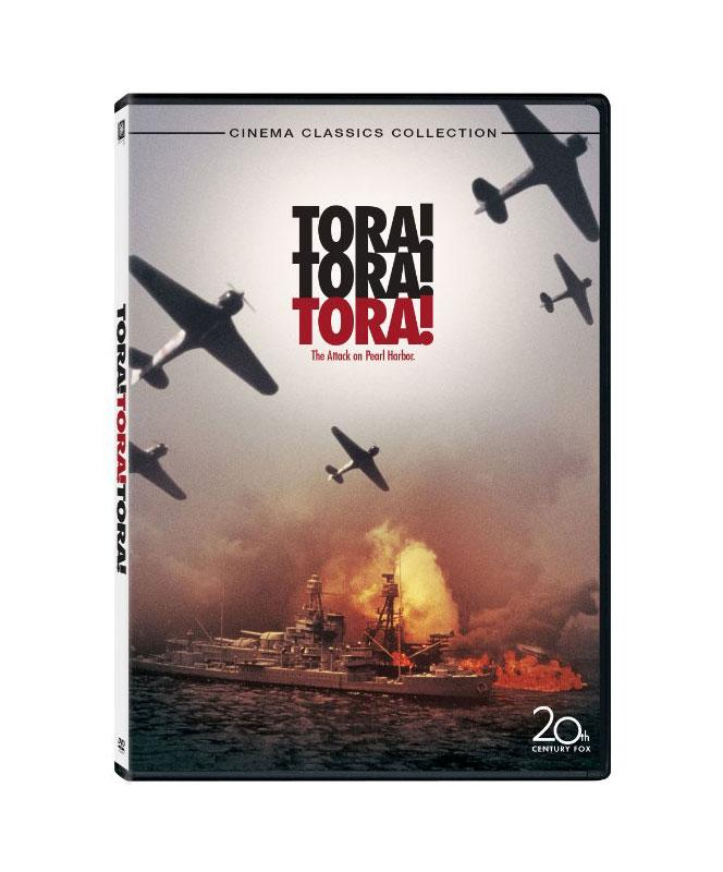 Two-Disc DVD Tora! Tora! Tora! The Attack on Pearl Harbor