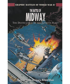 Graphic Battles of WWII: The Battle of Midway