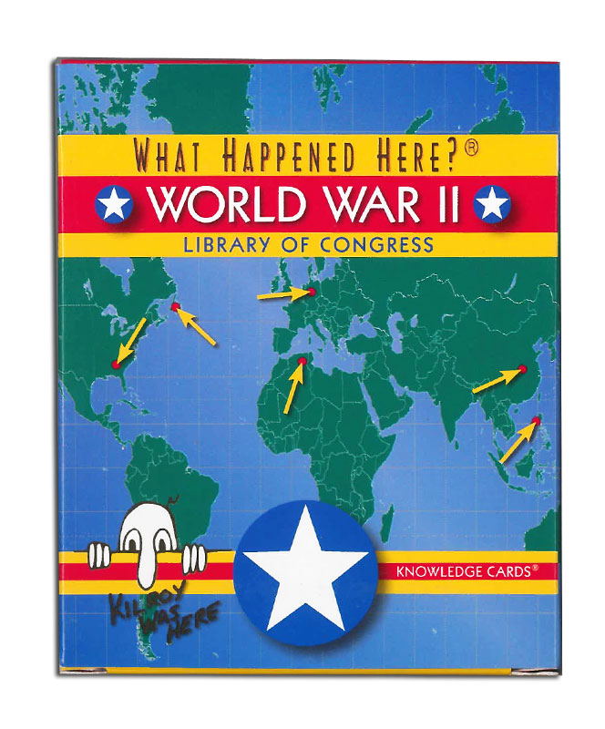 World War II Knowledge Cards