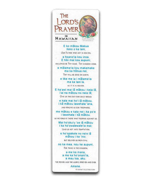 The Lord's Prayer in Hawaiian Bookmark