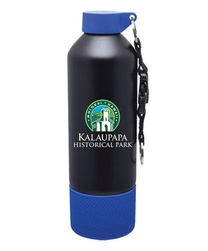 20 oz Kalaupapa Blue Insulated Bottle