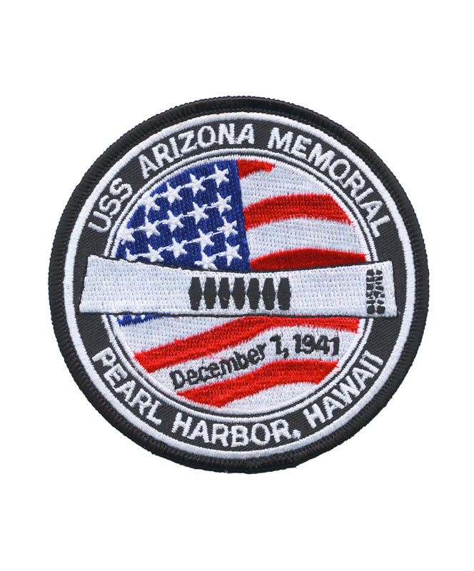 USS Arizona Memorial Patch