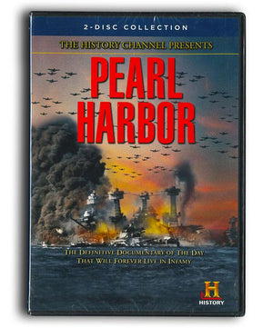 The History Channel Presents: Pearl Harbor - DVD