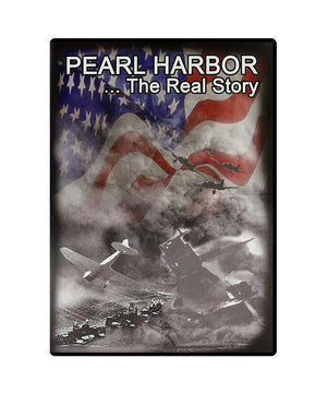 Pearl Harbor: The Real Story Blu Ray
