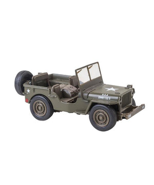 WWII Jeep Willys Model