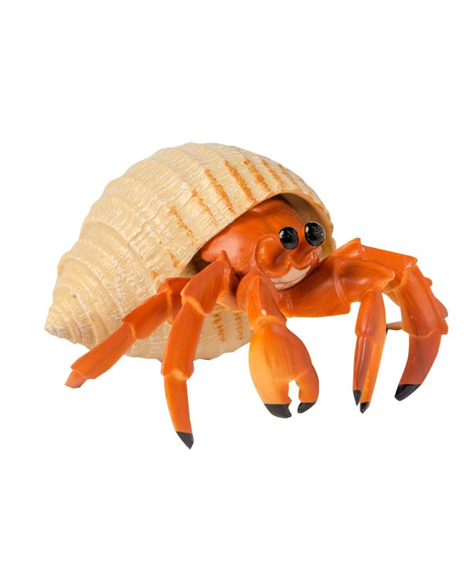 Hermit Crab Toy Pacific Historic Parks Bookstore