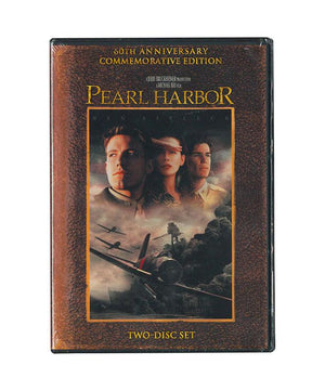 Pearl Harbor DVD - (60th Anniversary Commemorative Edition)