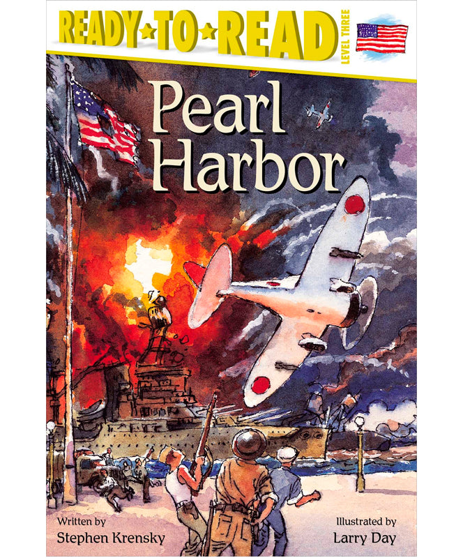 Pearl Harbor by Stephen Krensky