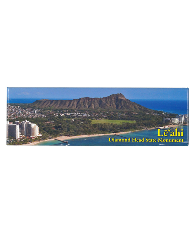 Leahi Diamond Head State Monument Magnet