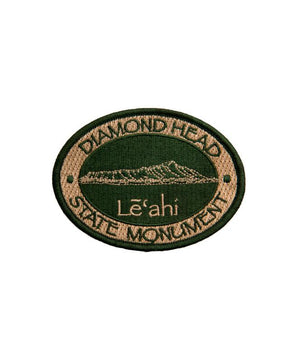 Diamond Head Logo Patch