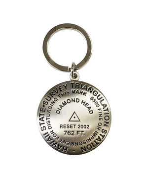 Diamond Head Marker Keychain