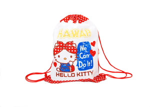 Hello Kitty Rosie Vintage Drawstring Foldable Bag
