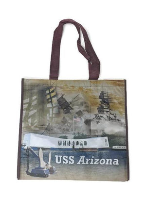 USS Arizona Tote Bag