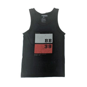 Men's BB39 Tank Top, Black