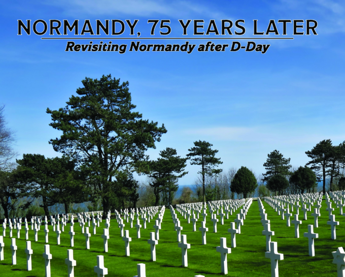 Normandy - 75 Years Later