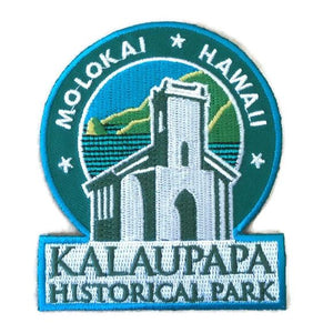 Kalaupapa National Historical Park Logo Patch