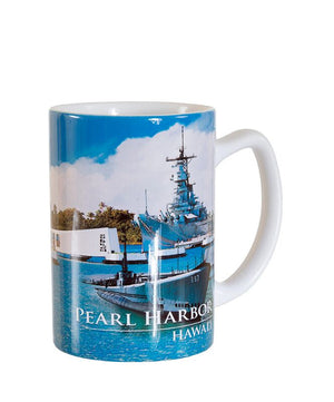 Pearl Harbor Historic Sites Mug