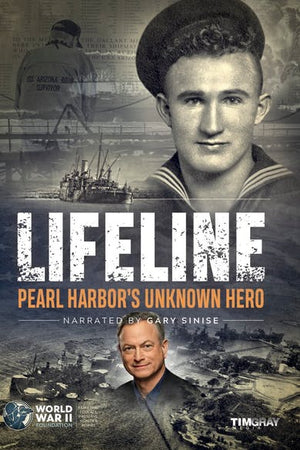 Lifeline Pearl Harbor's Unknown Hero DVD