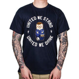 "Gaffel WM-Shirt ""UNITED WE STAND"" blau"