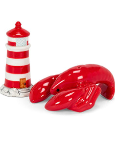 Salt & Pepper Shaker Lobster