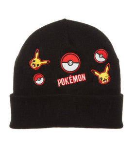 Pokémon Knit Toque