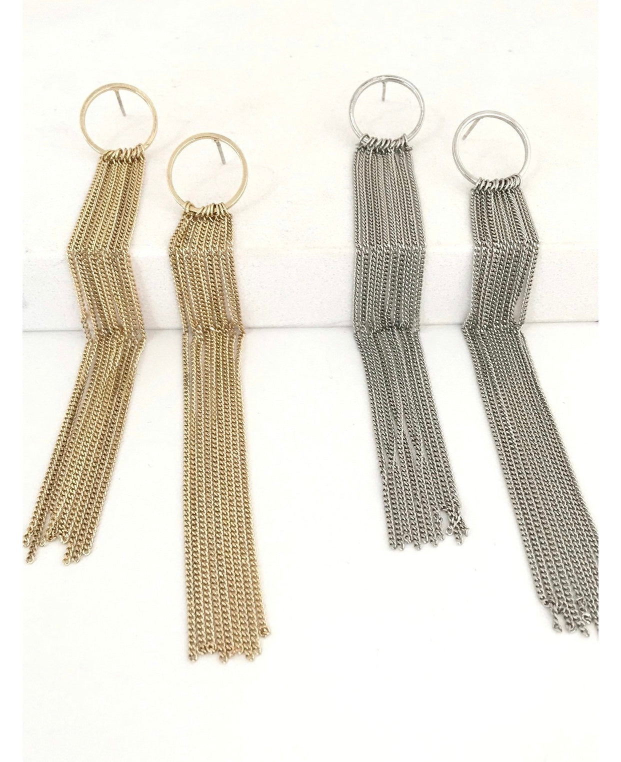 Lover's Tempo Gratzi Fringe Earrings