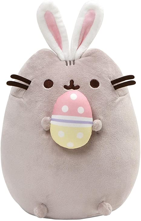 Pusheen Easter Bunny