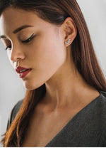 Lover's Tempo Stardust Ear Climber Earrings