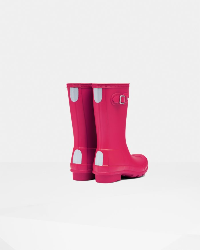 Hunter Original Big Kids Rainboot