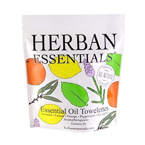 Herban Essentials Wipes Mixed Bag