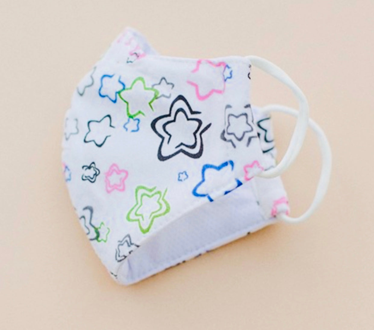 3 Layer Cotton Mask Kid size