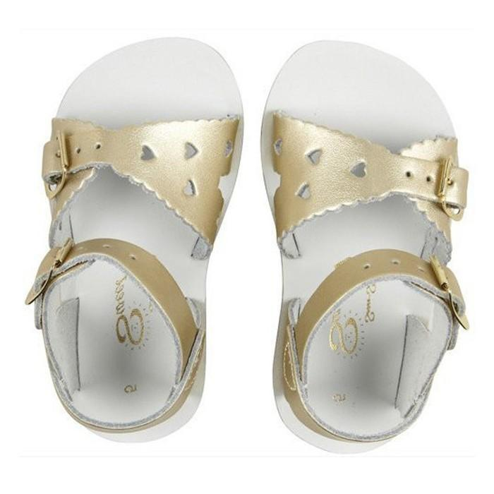 Saltwater SweetHeart Youth Sandal Size 13-3