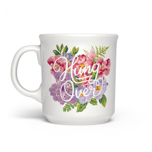 Fred SAY ANYTHING Hung Over MUG