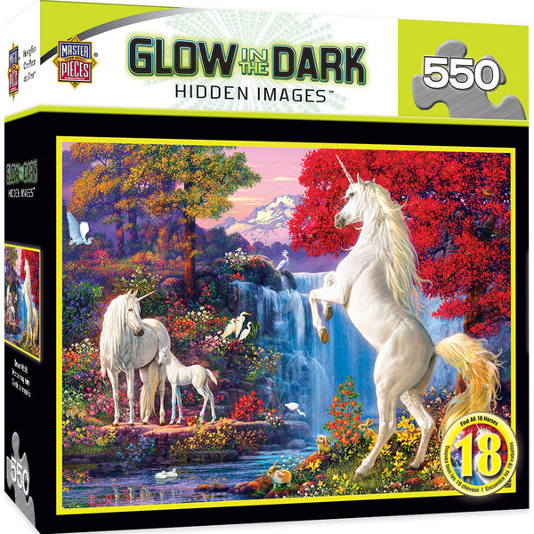 Glow in the Dark Puzzle 550pc