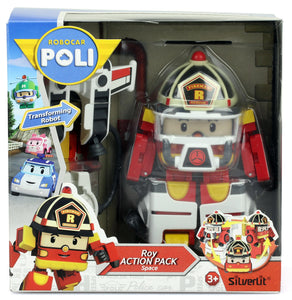 Robocar Poli Roy Action Pack