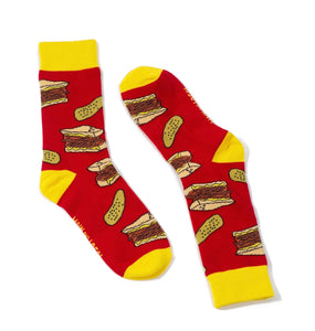 Main & Local Smoked Meat Socks