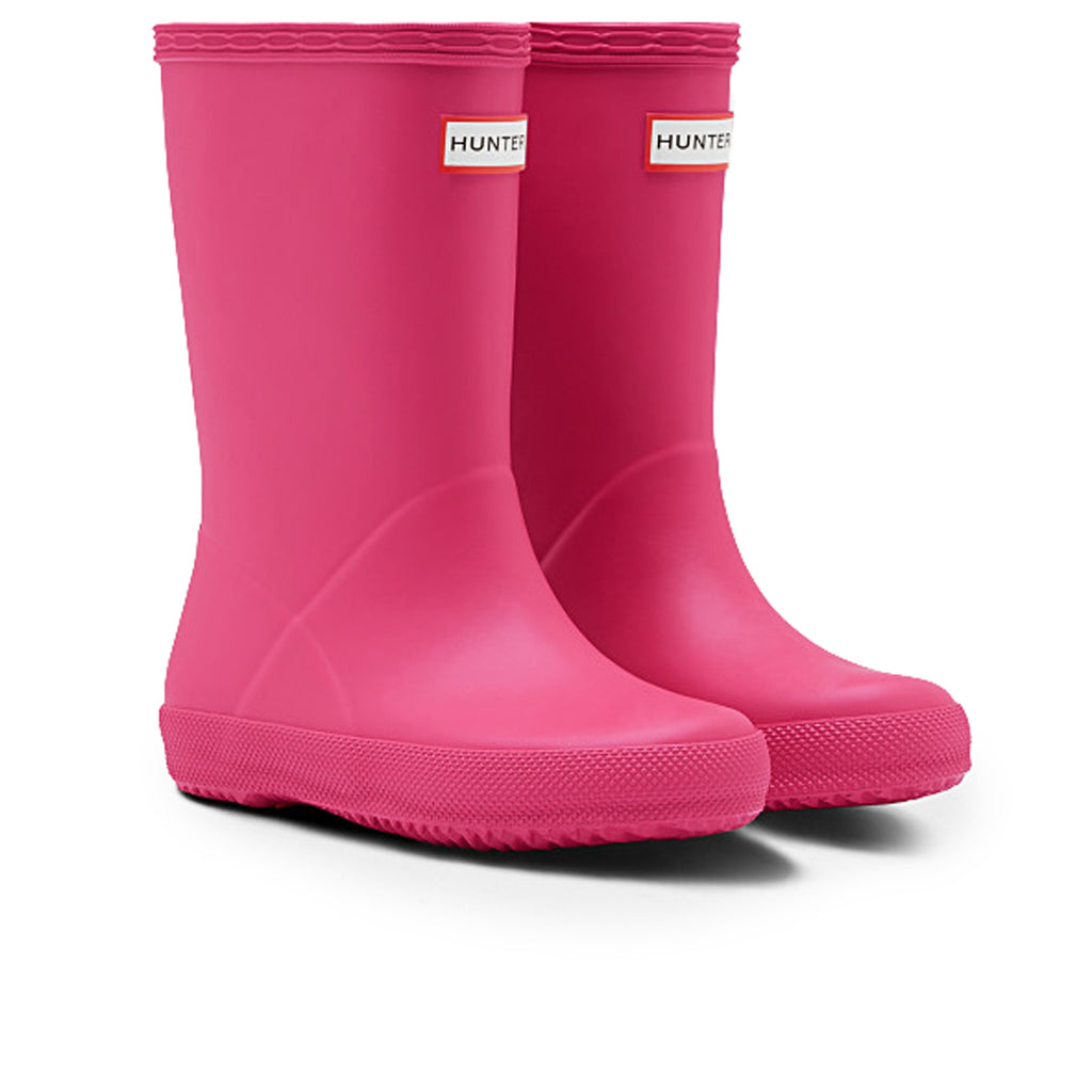 Hunter Kids First Rainboot