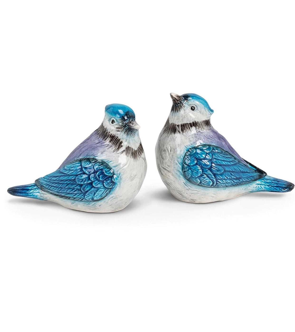 Salt & Pepper Shaker Blue Jay