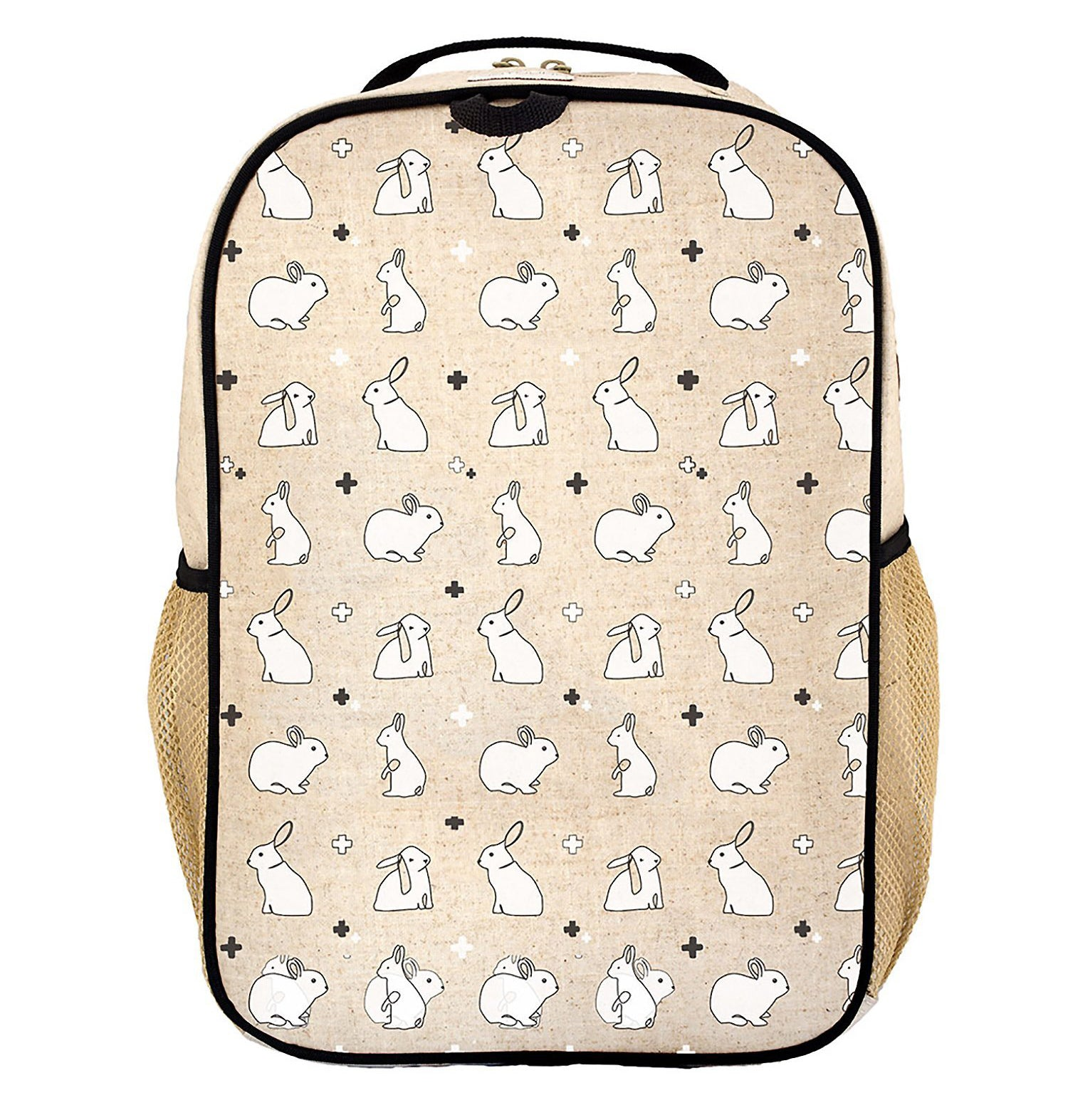 So Young Bunny Tile Grade School Backpack