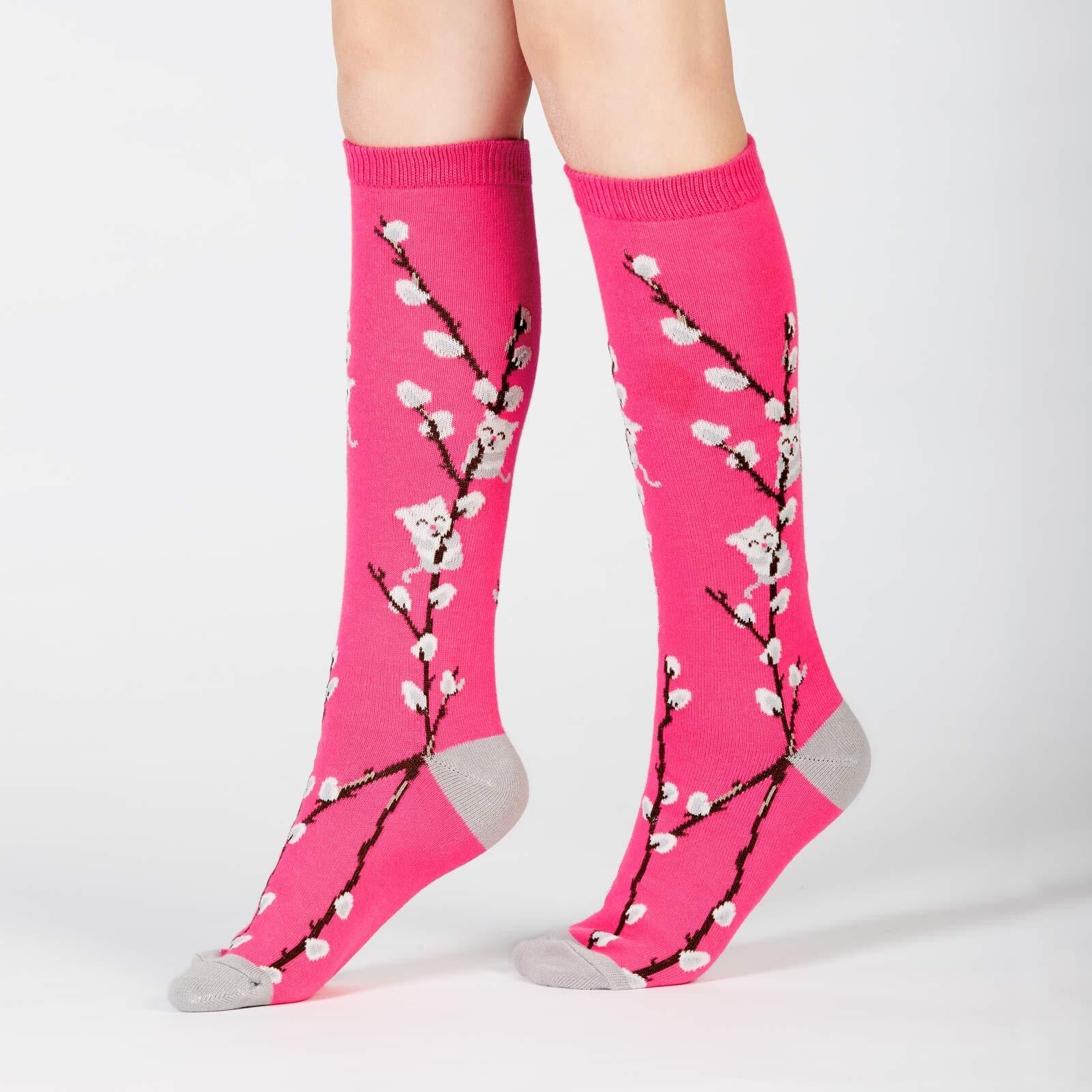 Youth Knee High Sock (ages 3-6)