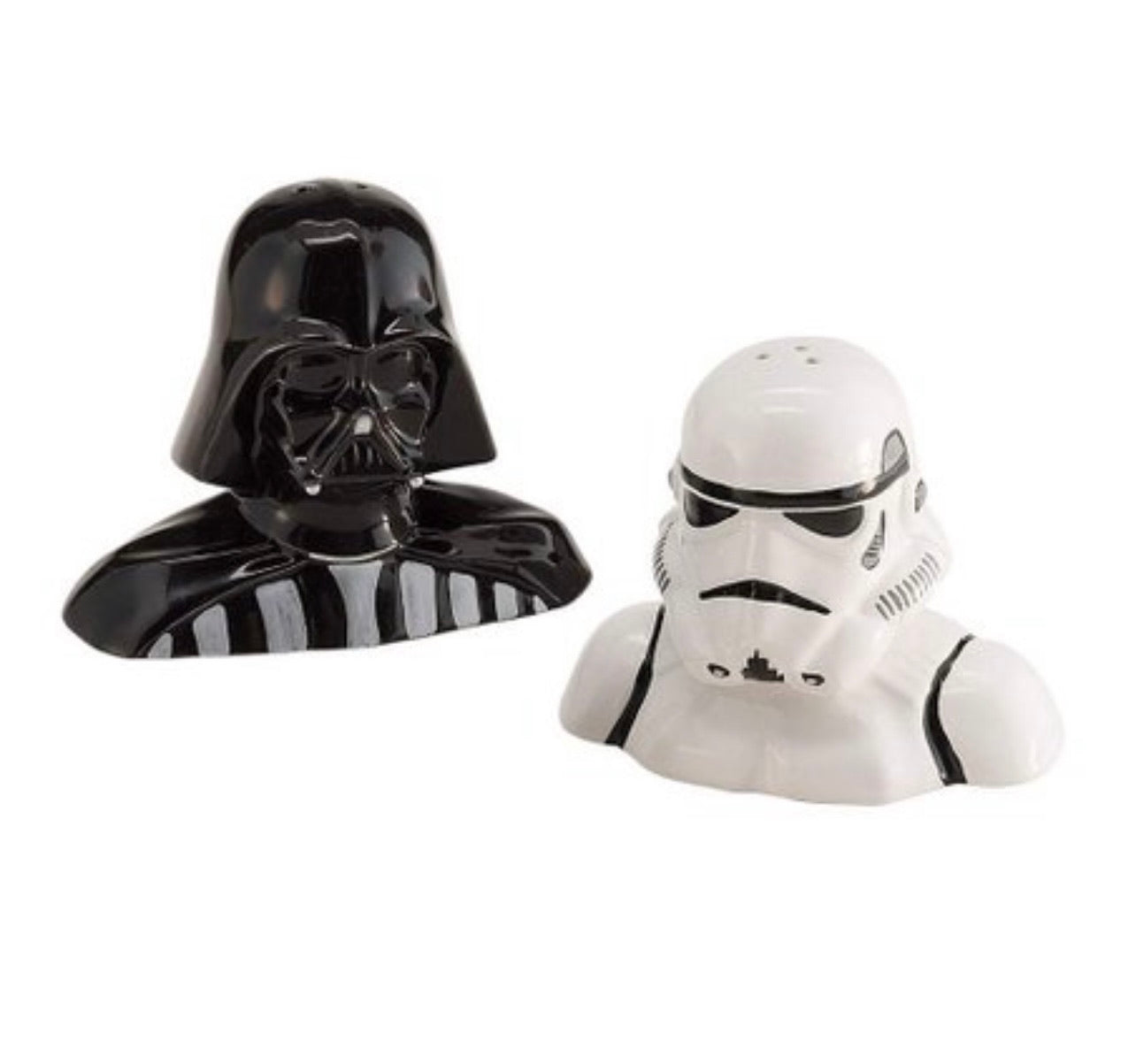 Star Wars Salt & Pepper Shaker