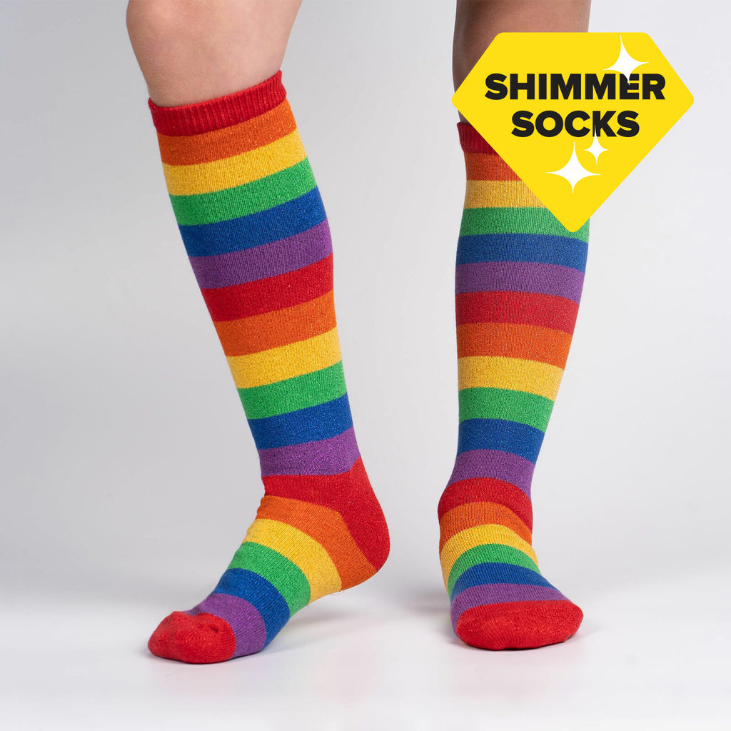 Kids Junior Knee High Socks (ages 7-10yrs)