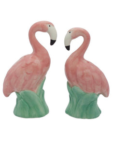 Streamline Flamingo Salt & Pepper Set